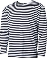 MFH marine T-Shirt lange mouw zomermodel