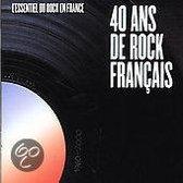 40 Ans de Rock Francais