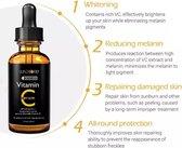 Vitamine C Serum & Hyaluronzuur   Anti Aging   Anti Rimpel   Gezicht Serum   Gezichtsverzorging   30ml