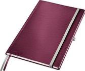 Leitz Style Notitieboek HC A4 r rood