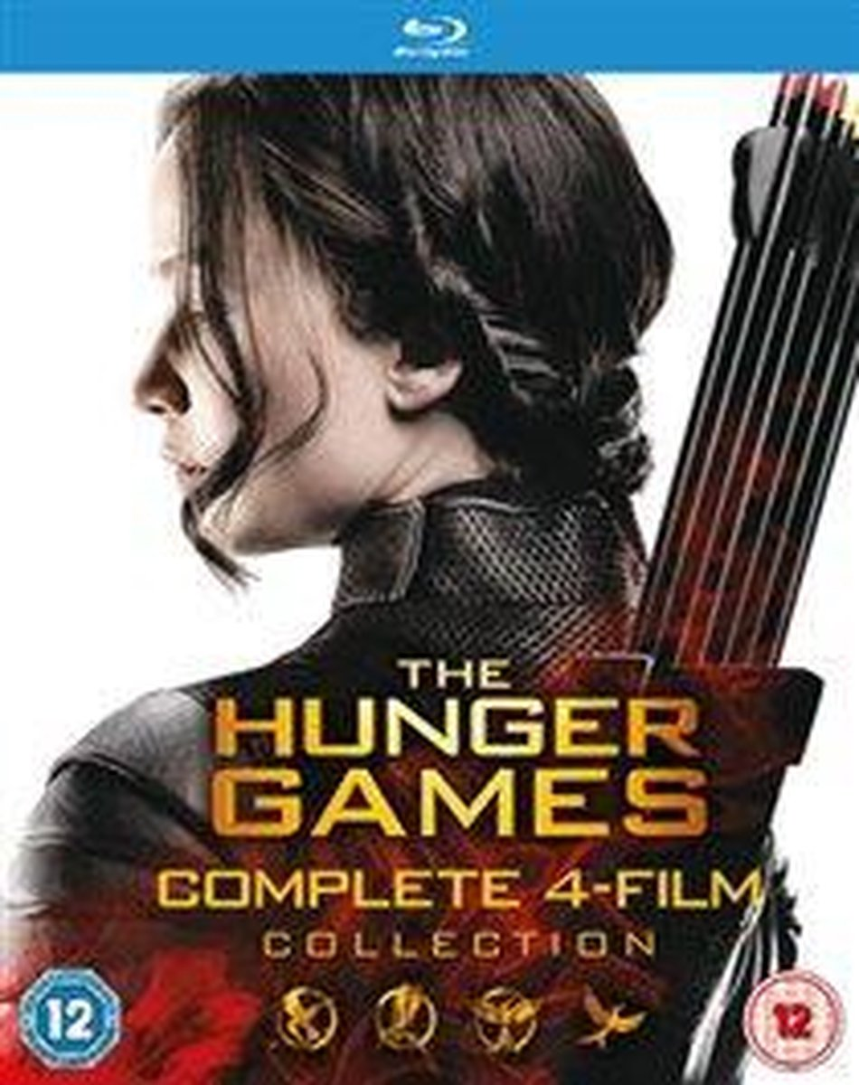 Hunger Games Collection - Movie