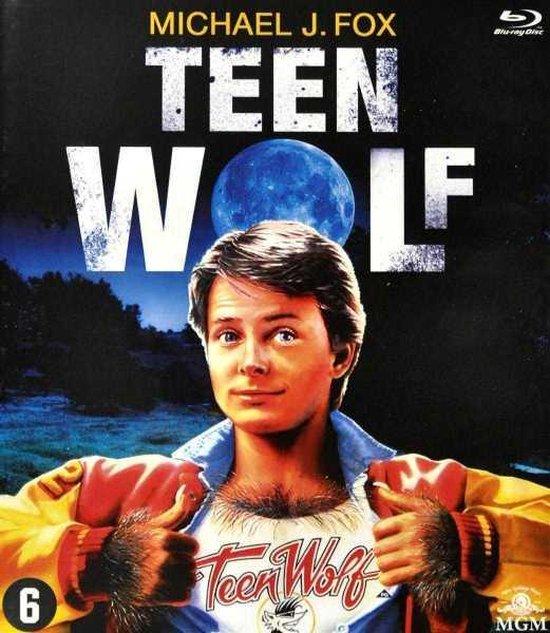 Cover van de film 'Teen Wolf'