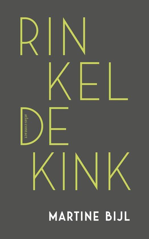 Boek cover Rinkeldekink van Martine Bijl (Paperback)