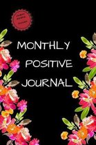 Monthly Positive Journal
