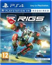 RIGS: Mechanized Combat League - PS4 VR