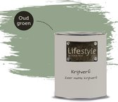 Lifestyle Krijtverf | Oud groen | 1 liter