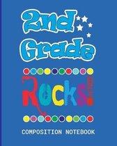 2nd Grade Rocks Composition Notebook
