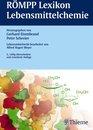 Boek cover RÖMPP Lexikon Lebensmittelchemie, 2. Auflage, 2006 van Alfred Hagen Meyer