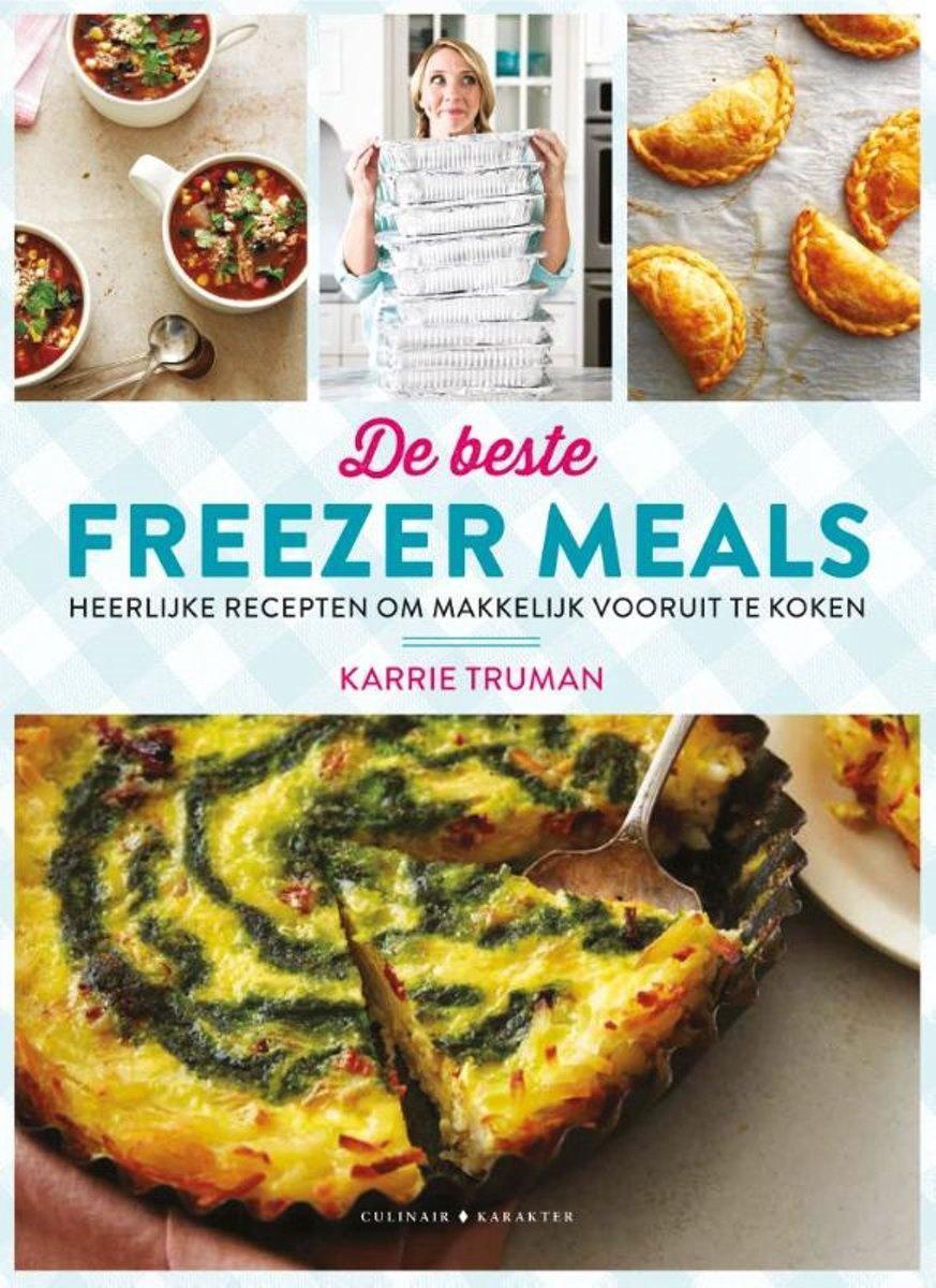 De beste freezer meals - Karrie Truman - Paperback