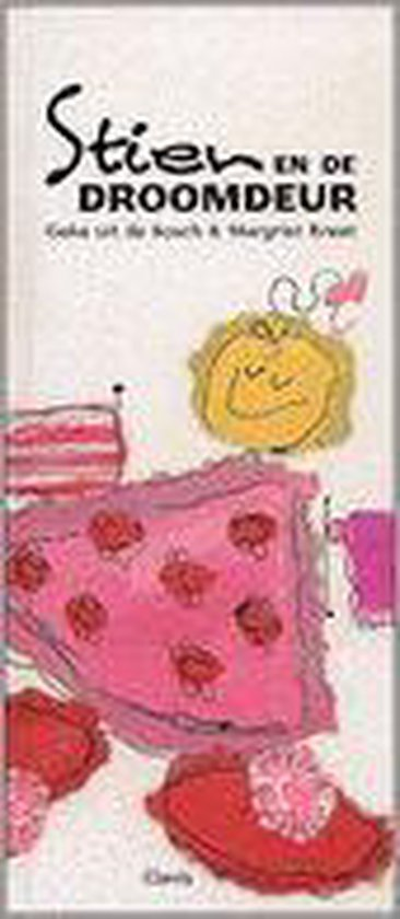 Boek cover Stien en de droomdeur van Margriet Breet (Hardcover)