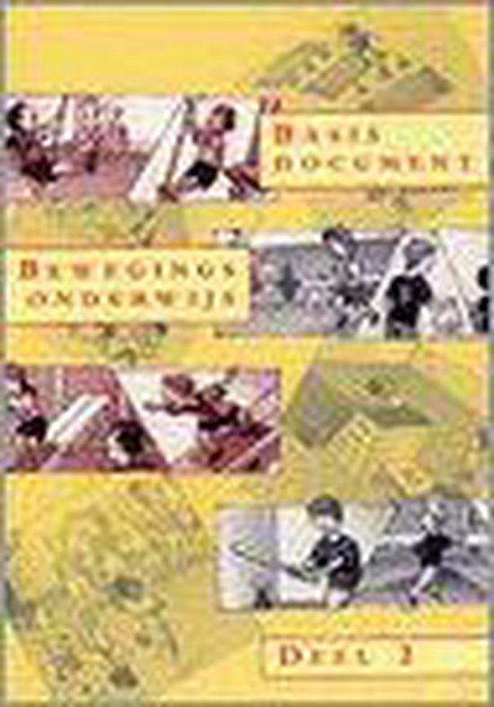 Basisdocument Bewegingsonderwijs - none  