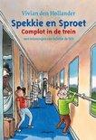Spekkie en Sproet - Complot in de trein