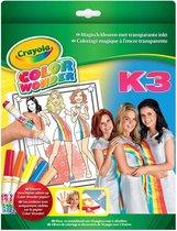 Crayola Color Wonder Set K3 - Kleurboek incl. 5 Stiften