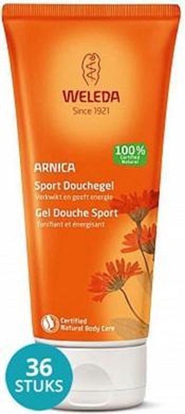 Weleda Douche Arnica Sport * Voordeelverpakking