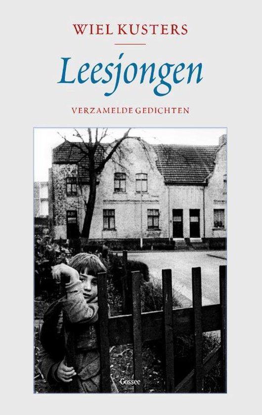 Leesjongen - Wiel Kusters  