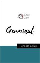 Analyse de l'œuvre : Germinal (résumé et fiche de lecture plébiscités par les enseignants sur fichedelecture.fr)