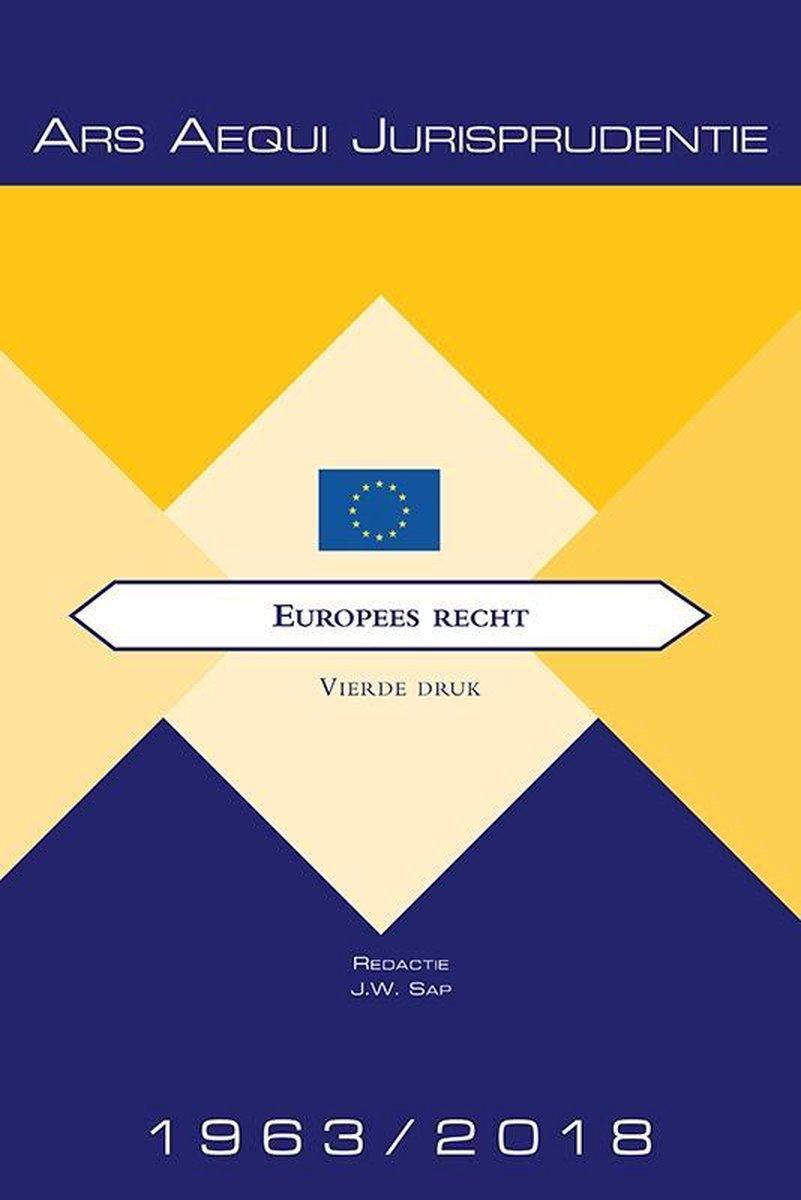 Ars Aequi Jurisprudentie  -   Jurisprudentie Europees recht 1963-2018