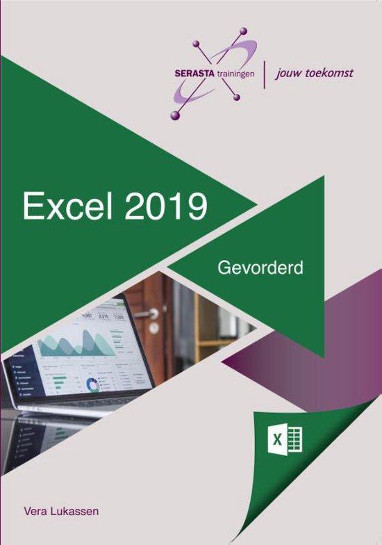Excel 2019 Gevorderd - Vera Lukassen |
