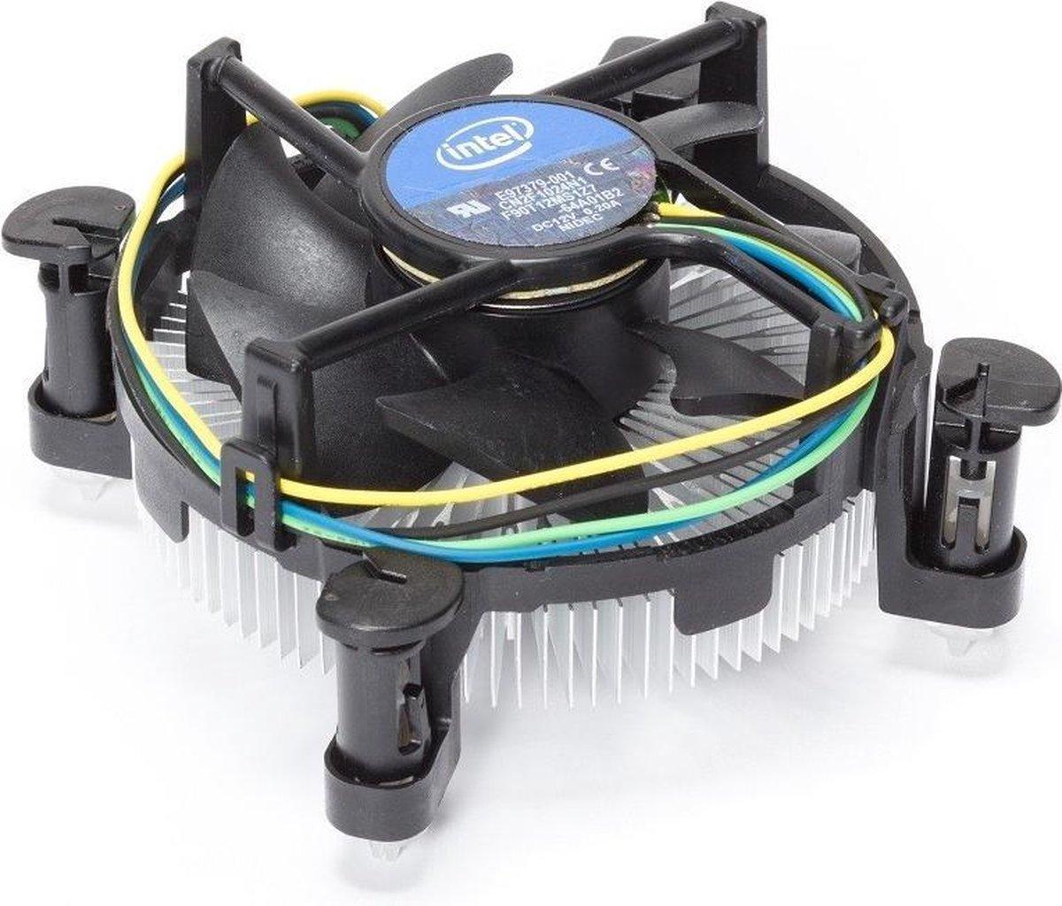 Originele Intel processorkoeler  Socket 1150/1151/1155/1156/1200