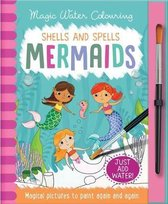 Shells and Spells - Mermaids, Mess Free Activity Book