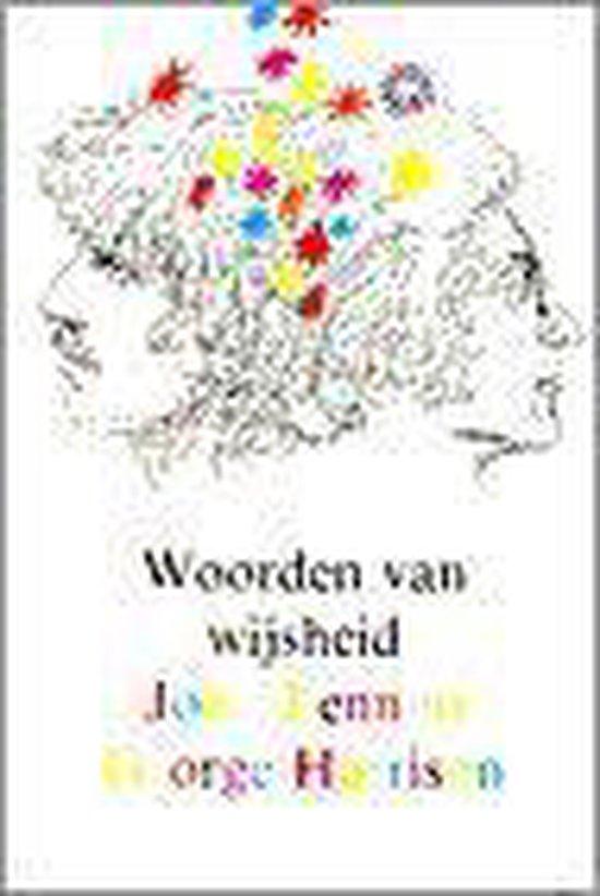 WOORDEN VAN WIJSHEID - Ange  