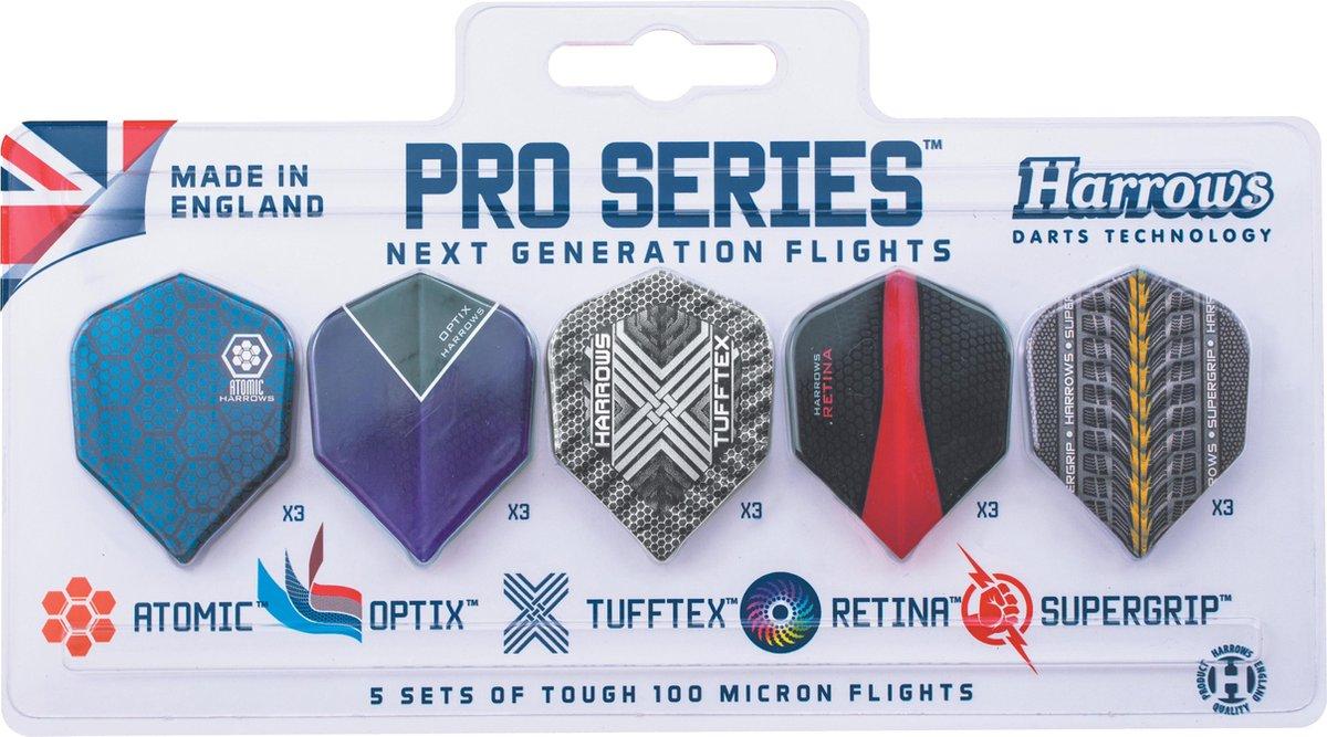 PRO's CHOICE 5 FLIGHTS