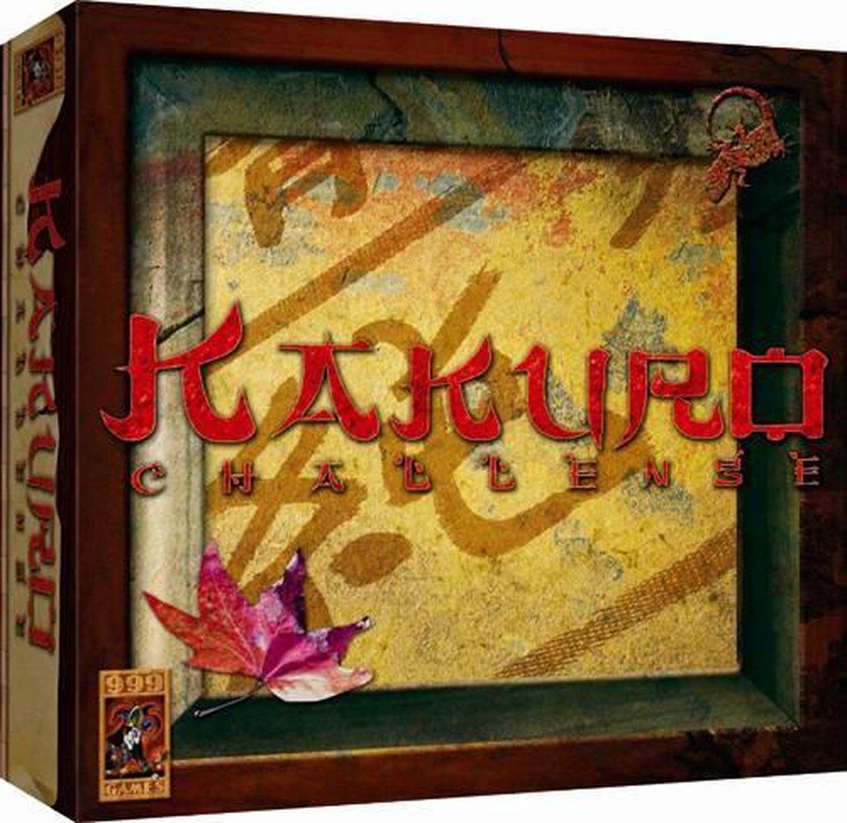 Kakuro Challenge Bordspel