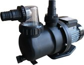 Aquaforte Zwembadpomp 7500 liter per uur - Verbruik 250 watt - Zelfaanzuigend