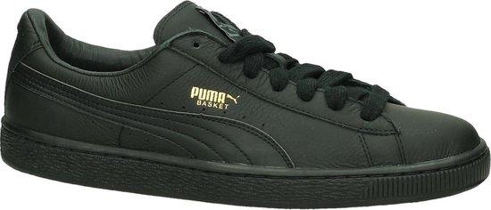 Puma Heren Sneakers Basket Classic Men - Zwart - Maat 44