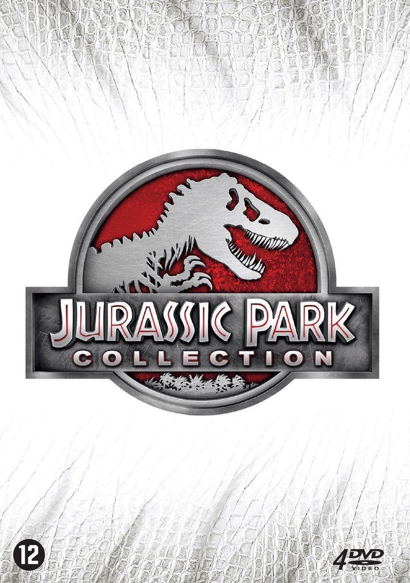 Jurassic Park 1-4 Collection - Movie