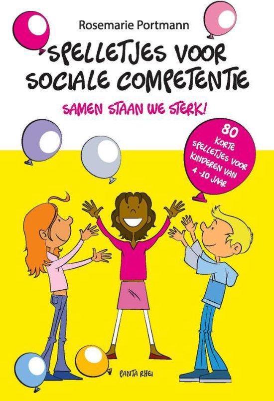 Spiksplinternieuw bol.com   Spelletjes voor sociale competentie   9789088401435 TW-96