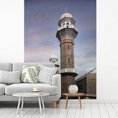 Uitzicht op de Moskee van Nairobi in Kenia fotobehang vinyl 175x240 cm - Foto print op behang