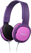 Philips SHK2000 - Kids koptelefoon - Roze / Paars