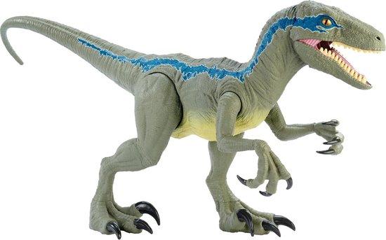 Jurassic World Kolossale Blue - Speelgoed Dinosaurus