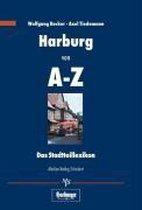 Omslag Harburg von A - Z