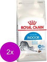 Royal Canin Fhn Indoor 27 - Kattenvoer - 2 x 4 kg