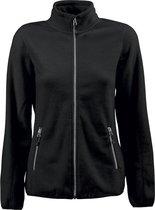 Printer Fleece Vest Rocket Lady 2261503 Zwart - Maat L
