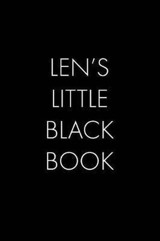 Len's Little Black Book