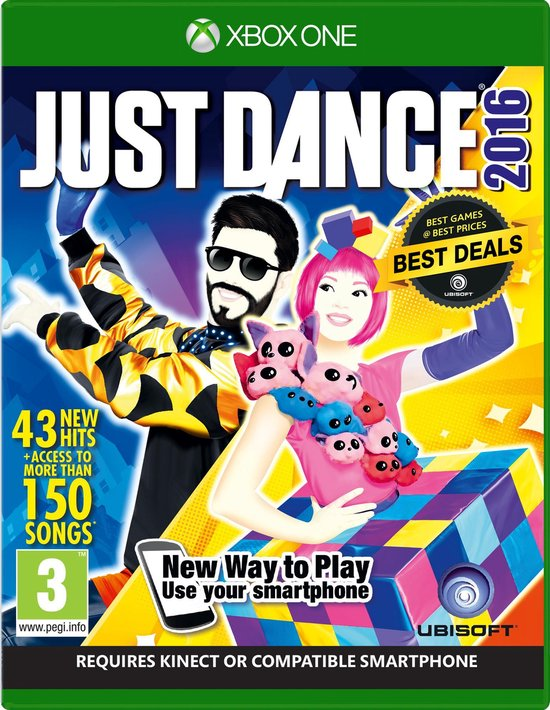 Just Dance 2016 – Xbox One