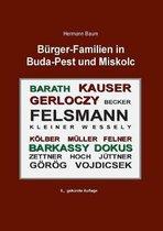 Burger-Familien in Buda-Pest und Miskolc