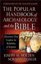 Boek cover The Popular Handbook of Archaeology and the Bible van Joseph M. Holden (Hardcover)