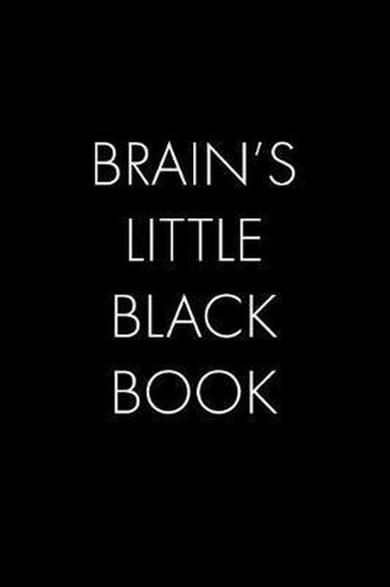 Brain's Little Black Book
