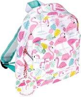 Rex London Mini Kinderrugzak 10 liter - Flamingo Bay