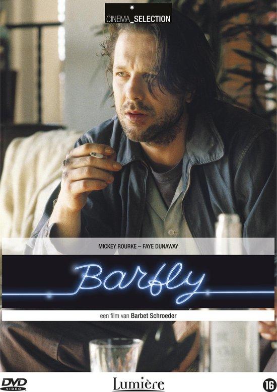 Cover van de film 'Barfly'