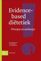 Boek cover Evidence-based dietetiek van