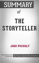 Boek cover Summary of The Storyteller van Paul Adams