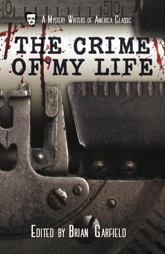 Omslag van The Crime of My Life