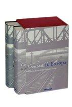 Boek cover In Europa- Tweedelige Gebonden Editie In Cassette van Geert Mak