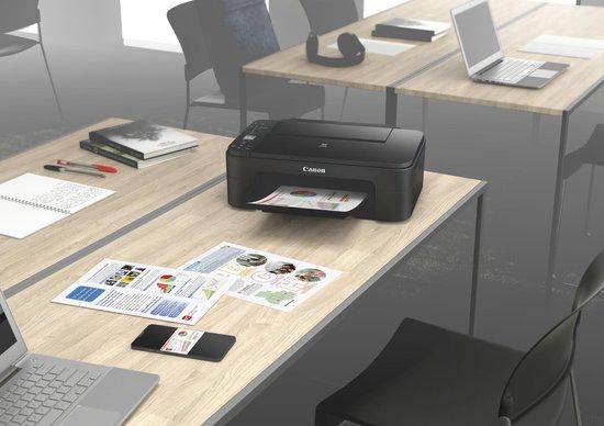 Canon PIXMA TS3350 - All-in-One Printer / Zwart