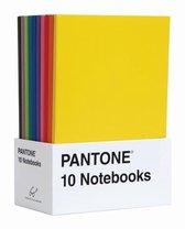 Pantone : 10 Notebooks